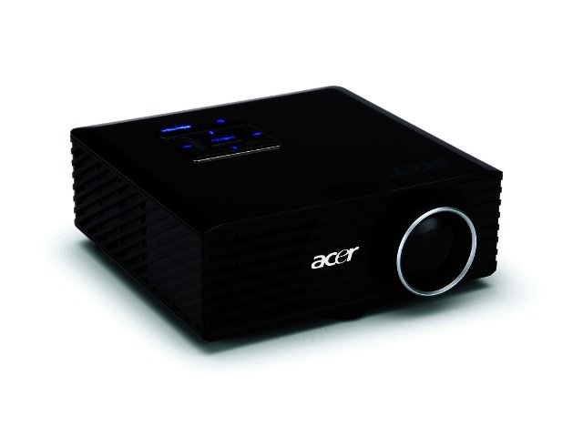 Review acer k11 led projector for Worlds smallest hd projector