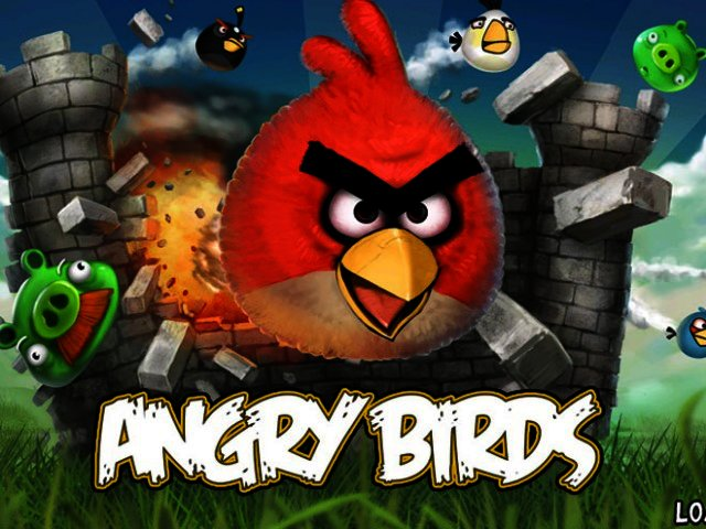 Angry Birds finds perch on Windows Phone 7