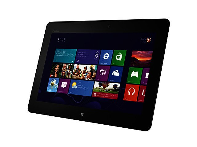Asus VivoTab RT tablet
