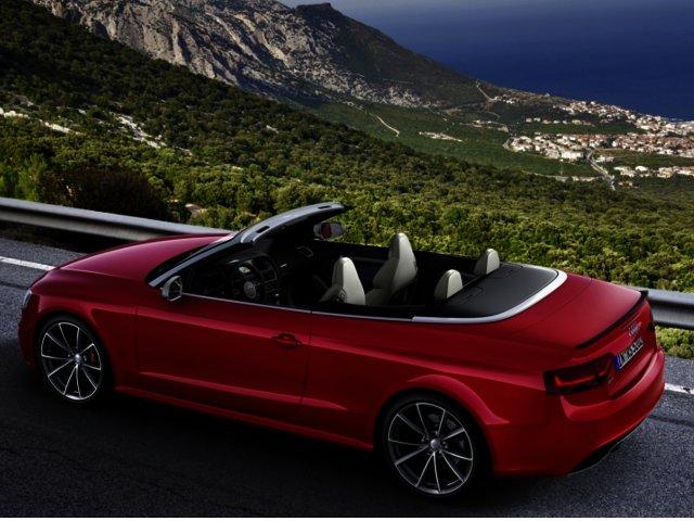 Audi, car news, car launch, South Africa, local news, sport car, luxury saloon, cabriolet, coupé, Audi RS model range, Audi RS 5 Cabriolet, Audi RS 7 Sportback, Audi RS Q3, SUV