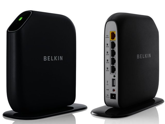 Belkin Play Max Wireless Router