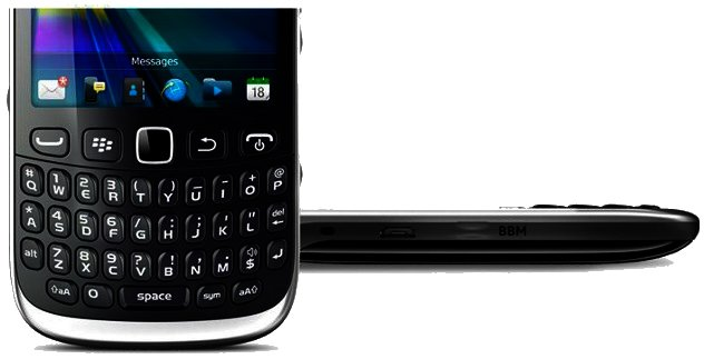 Review: BlackBerry Curve 9320