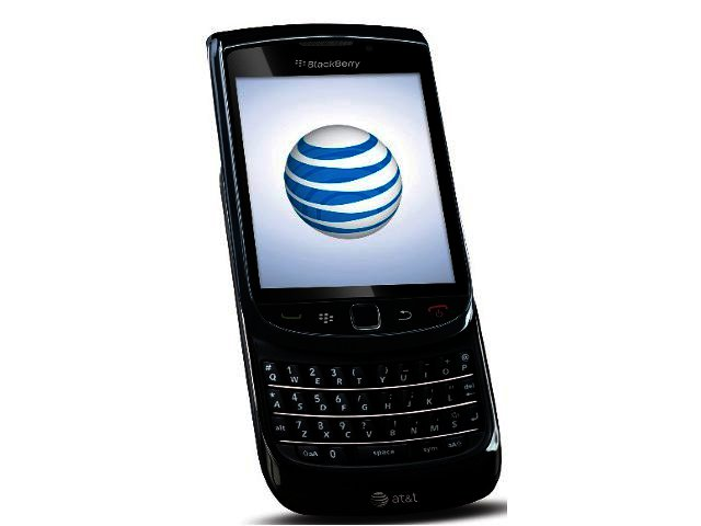 BlackBerry Torch 9800 image