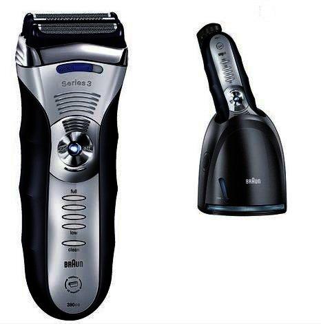 Review: Braun Series 3 390cc foil shaver