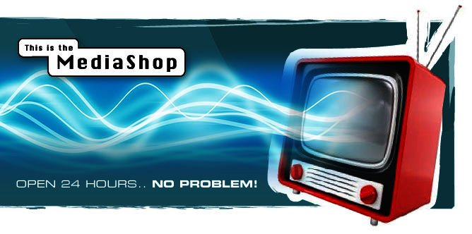 Media Shop Header Image