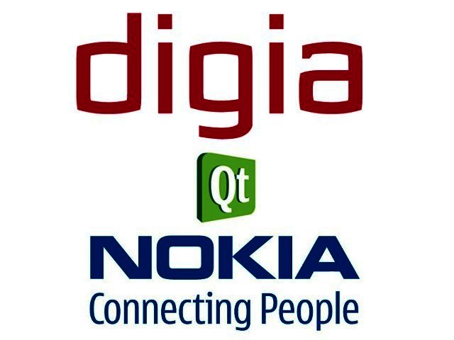 Digia to buy Nokia's Qt commercial licensing business