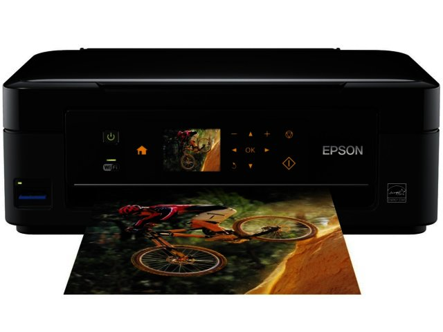 review epson stylus sx445w all in one printer. Black Bedroom Furniture Sets. Home Design Ideas