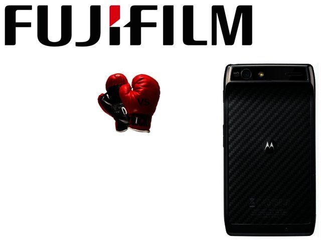Fujifilm files patent lawsuit against Motorola Mobility