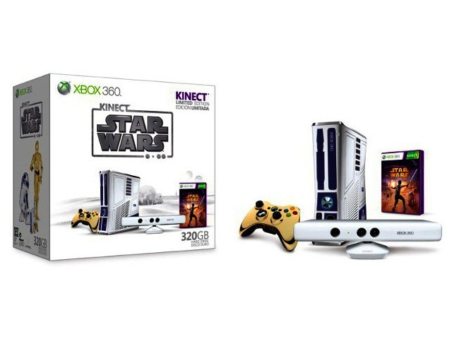 Gaming News Round-up - Kinect Star Wars edition