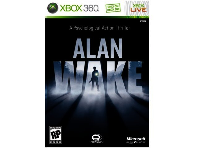 Games you wish you could play? Alan_Wake_cover