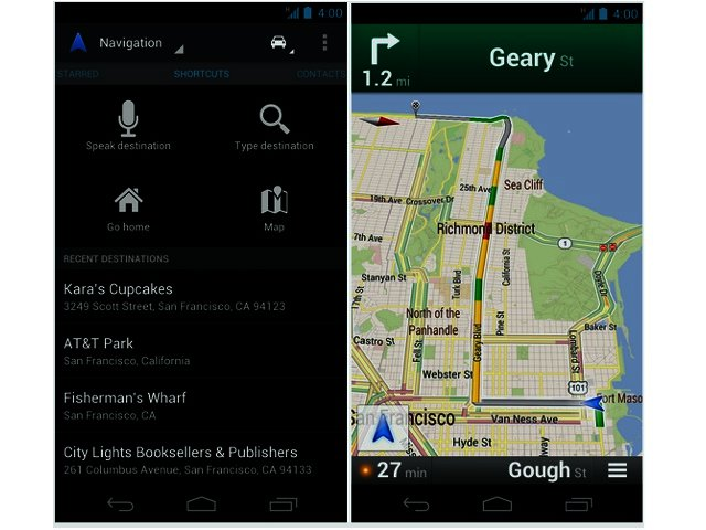 Google releases Google Maps 6.5 for Android
