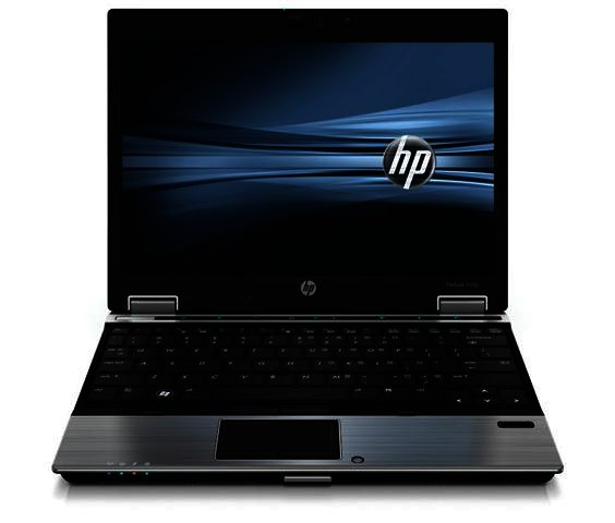 HP EliteBook 2540p review
