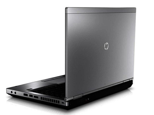 Review: HP EliteBook 8460P