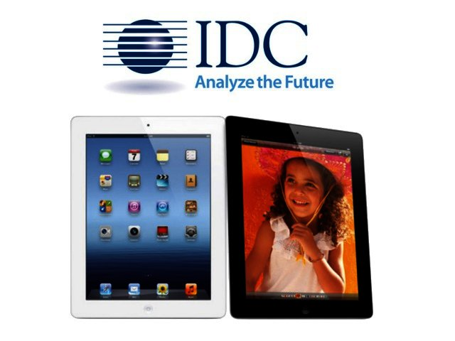 IDC - Disappointing Q1 2012 for media tablets