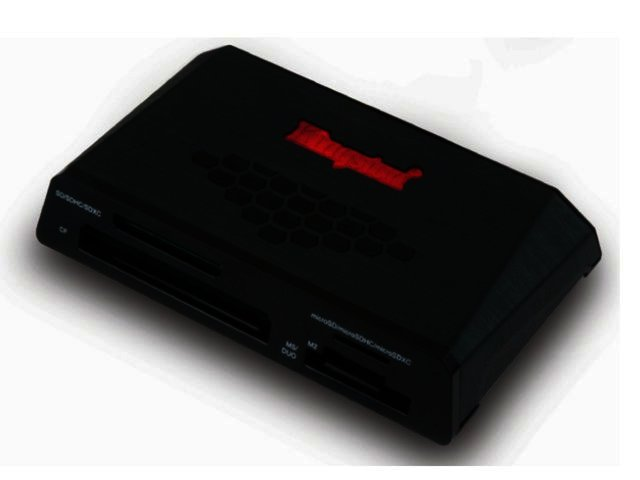 Kingston Media Reader USB 3.0 Flash Memory Reader