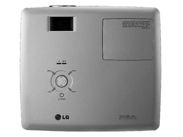 LG BX327C DLP projector