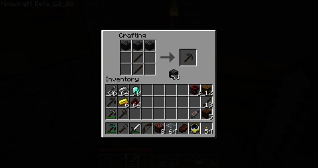 how to get a stone pickaxe in minecraft