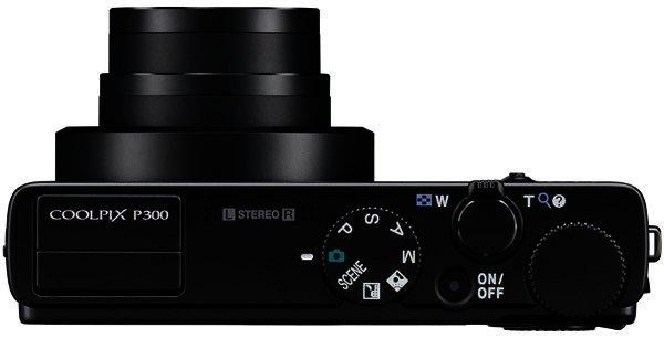 Nikon Coolpix P300 image