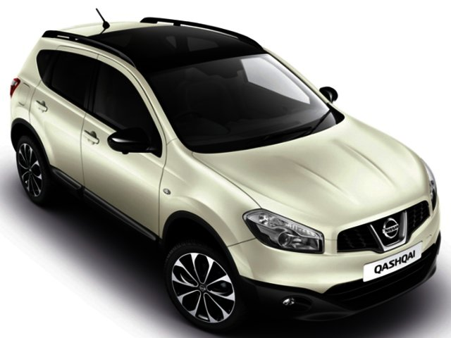 The Limited Edition models adds some bling to the Qashqai range, most