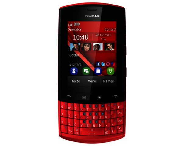Nokia Asha 303 image
