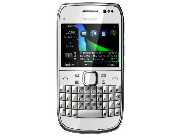 Nokia E6 image