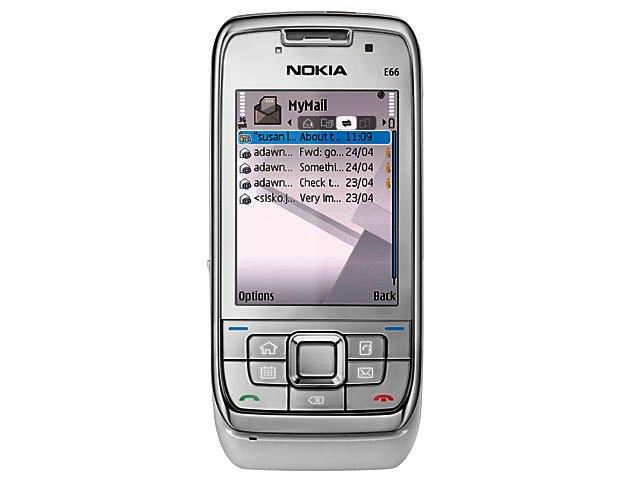 Review: Nokia E66