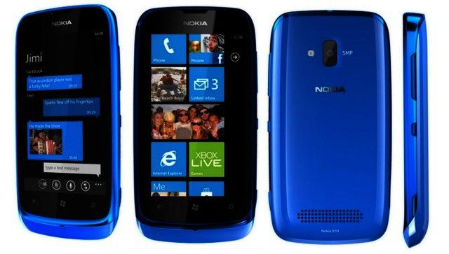 Nokia Lumia 610 image