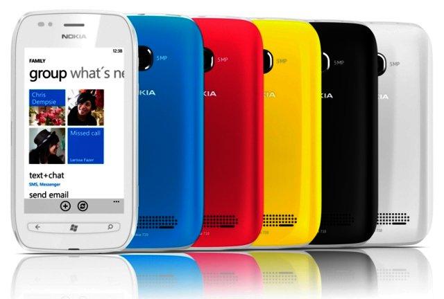Nokia Lumia 710 image