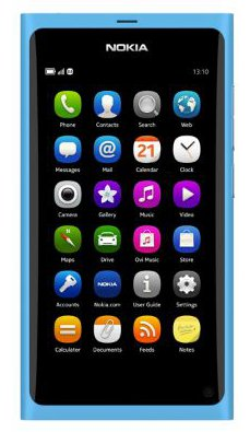 Nokia N9 image