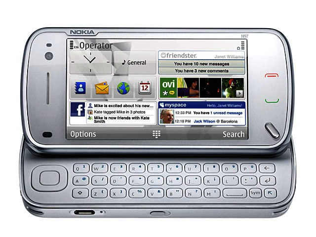 Review: Nokia N97