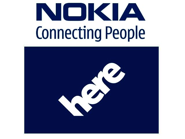 Image result for nokia here
