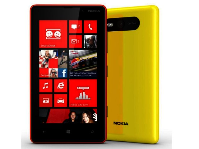 Nokia unveils the Lumia 820 and Lumia 920
