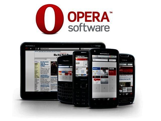 News: Opera Software releases its latest mobile browsers