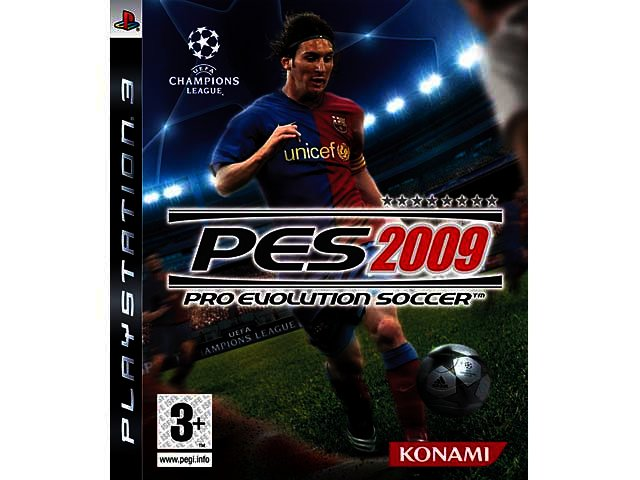 Review: Pro Evolution Soccer 2009