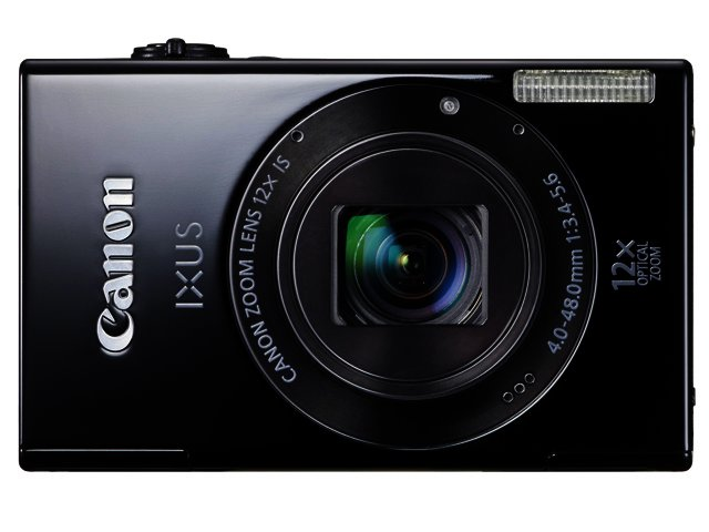 Quick Review - Canon IXUS 510 HS