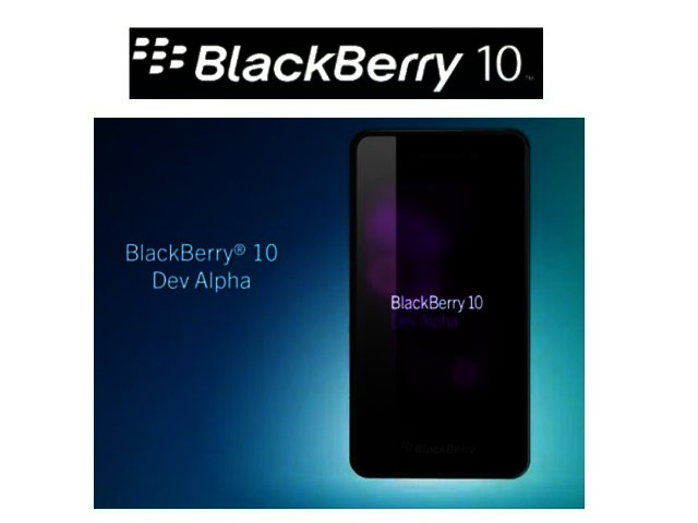 RIM releases initial BlackBerry 10 OS developer toolkit
