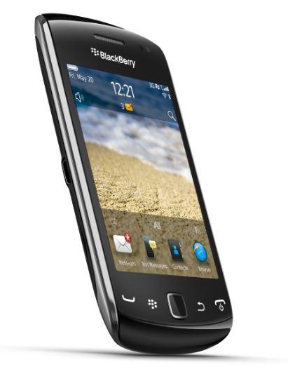 News: RIM unveils BlackBerry Bold 9790 and Curve 9380