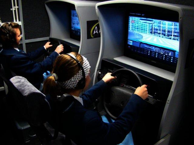News Sa Gets Its First Driving Simulators