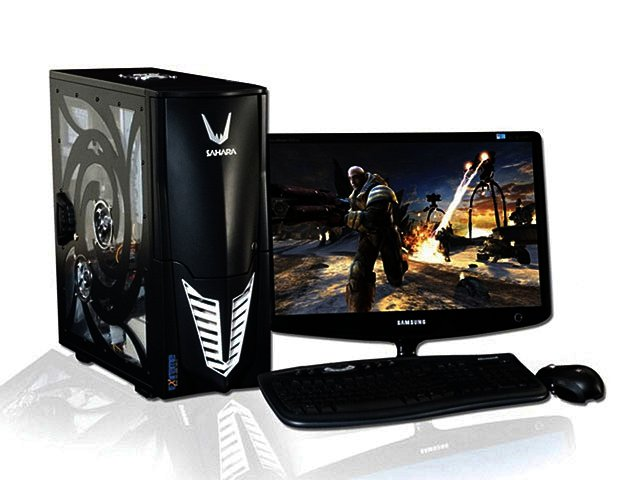Sahara Gaming PC - Review - Desktop Pc | TechSmart.co.za