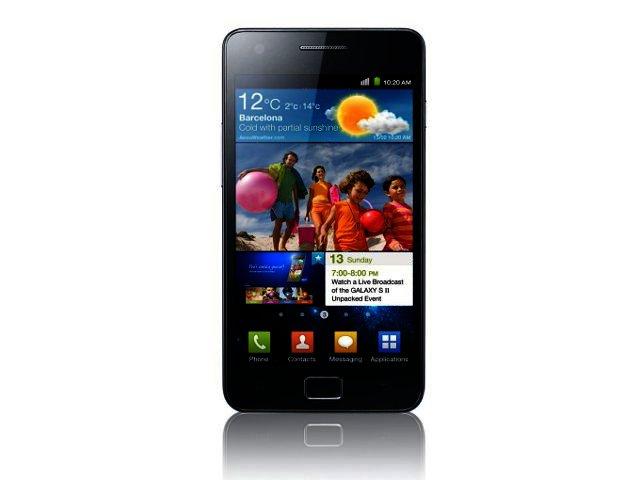 Samsung Galaxy SII image