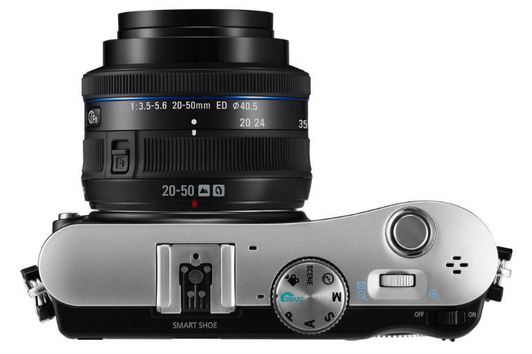 Samsung NX100 image