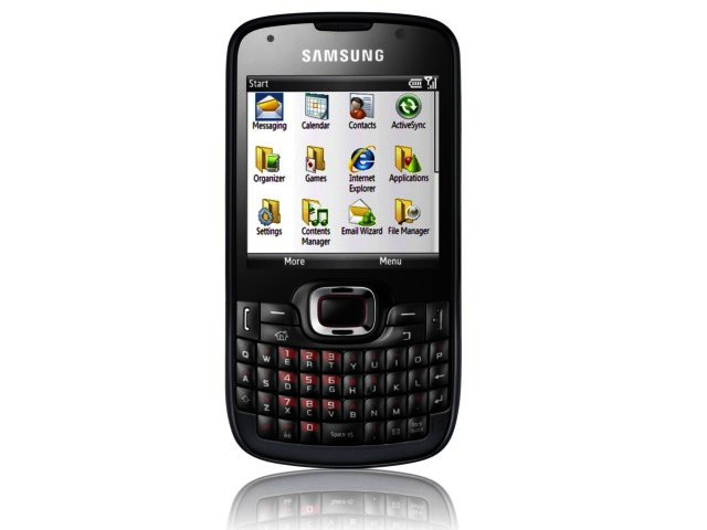 Review: Samsung Omnia Pro B7330