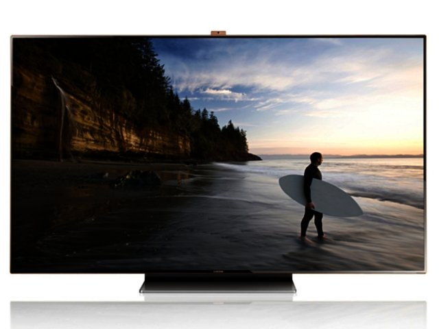 Samsung launches ES9000 LED Smart TV locally