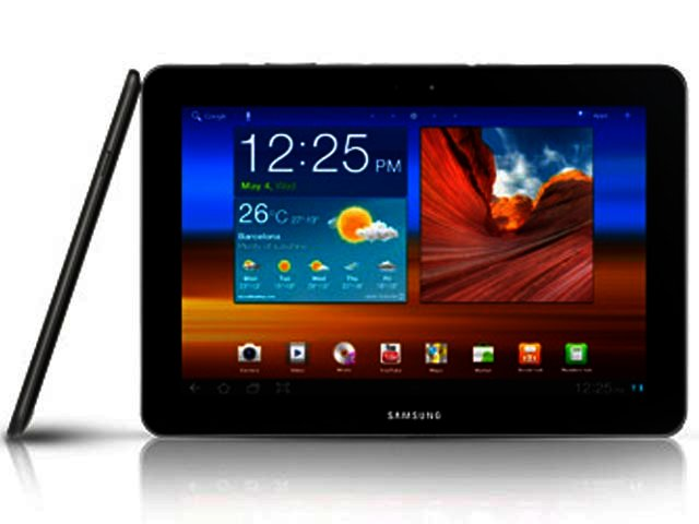 Samsung launches Galaxy Tab 10.1, showcases Galaxy S2