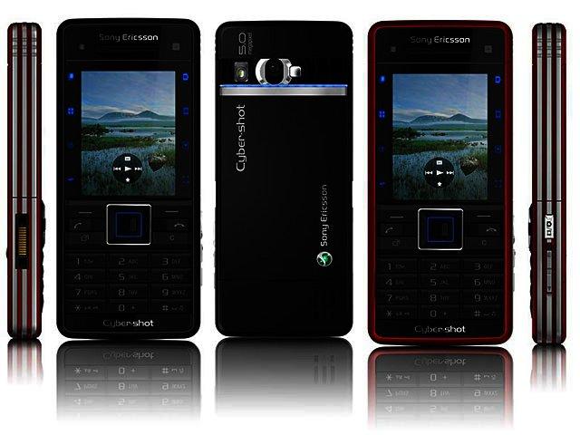 Review: Sony Ericsson C902