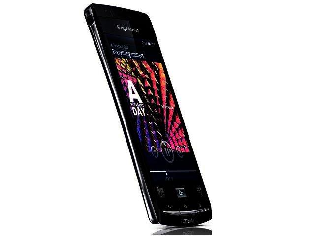 Sony Ericsson Xperia image