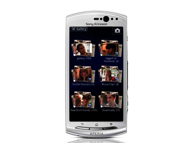 Sony Xperia Neo V image