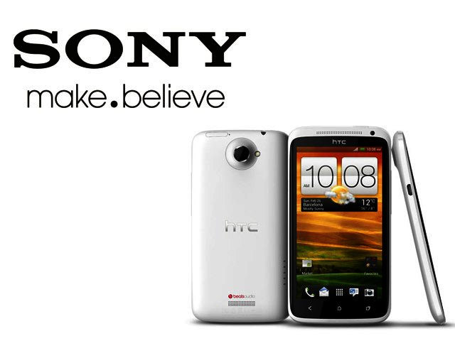 Sony partners with HTC