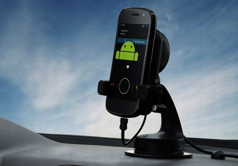 Hands Free Car Kit: Review: TomTom Hands-free Car Kit For Smartphones