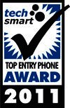 TOP 2011 Entry-level Smartphone Award
